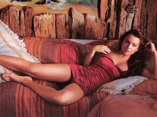 Lindsay Lohan beautiful pictures
