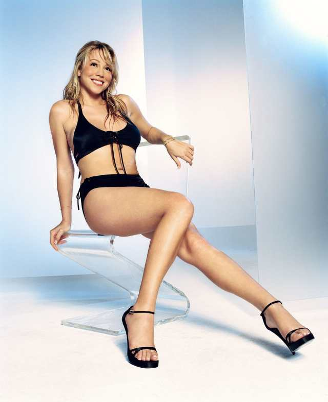 Mariah-Carey-legs awesome pic