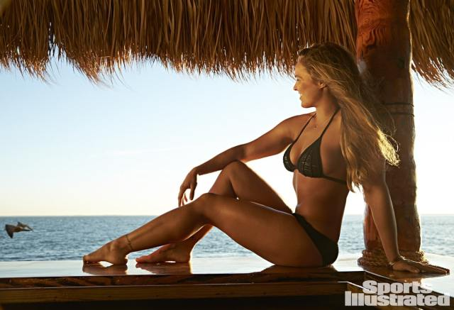 Ronda Rousey feet sexy pictures
