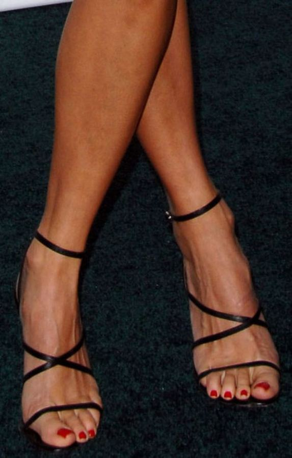 Stacy Keibler Sexy Feet Picture