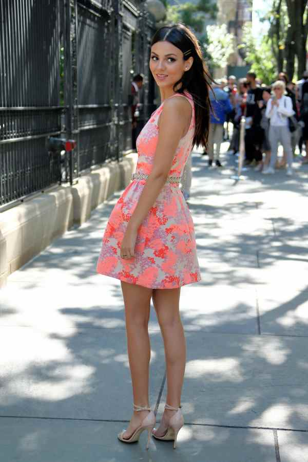 49 Sexiest Victoria Justice Feet Pictures Are Here To Take ...