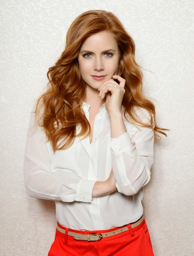 amy adams white dress picture