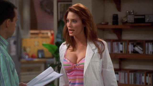 april bowlby too sexy