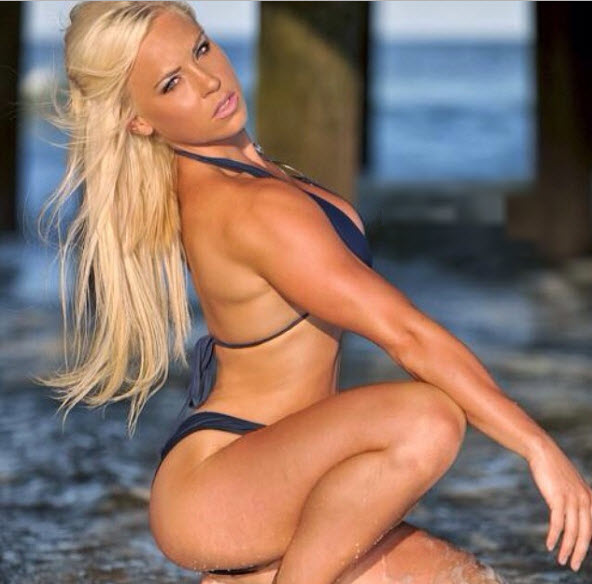 dana brooke thighs pictures