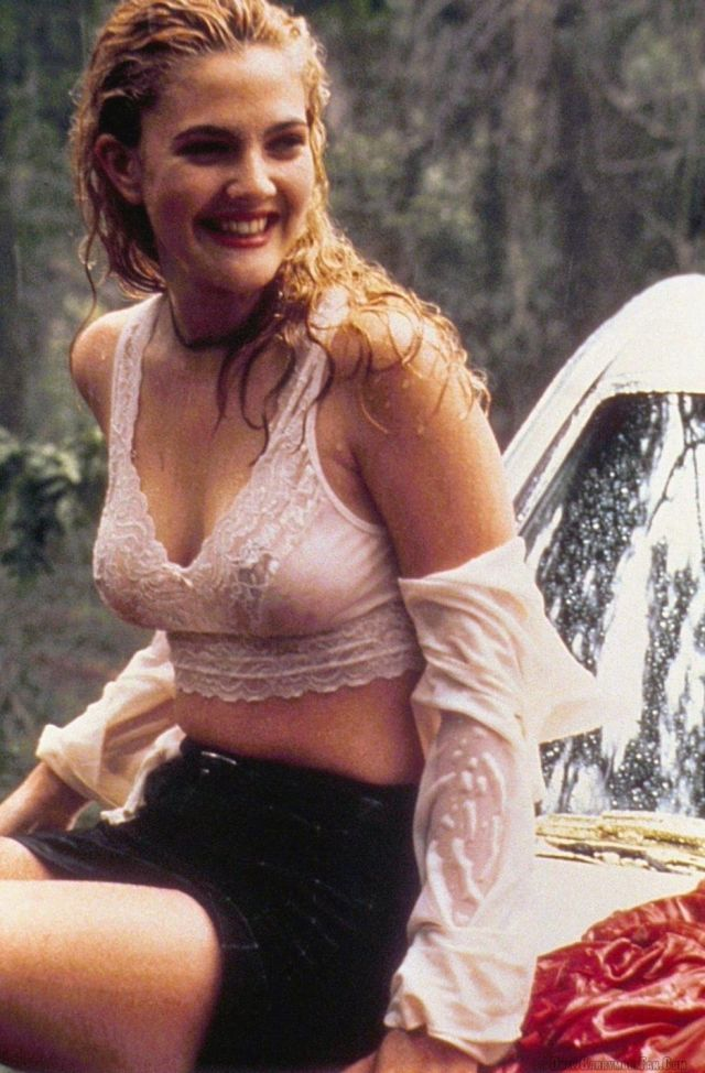 drew barrymore sexy pictures