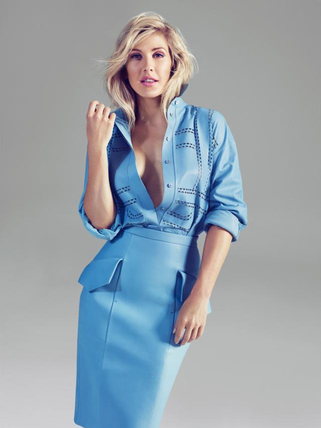 ellie-goulding-cleavages sexy pictures