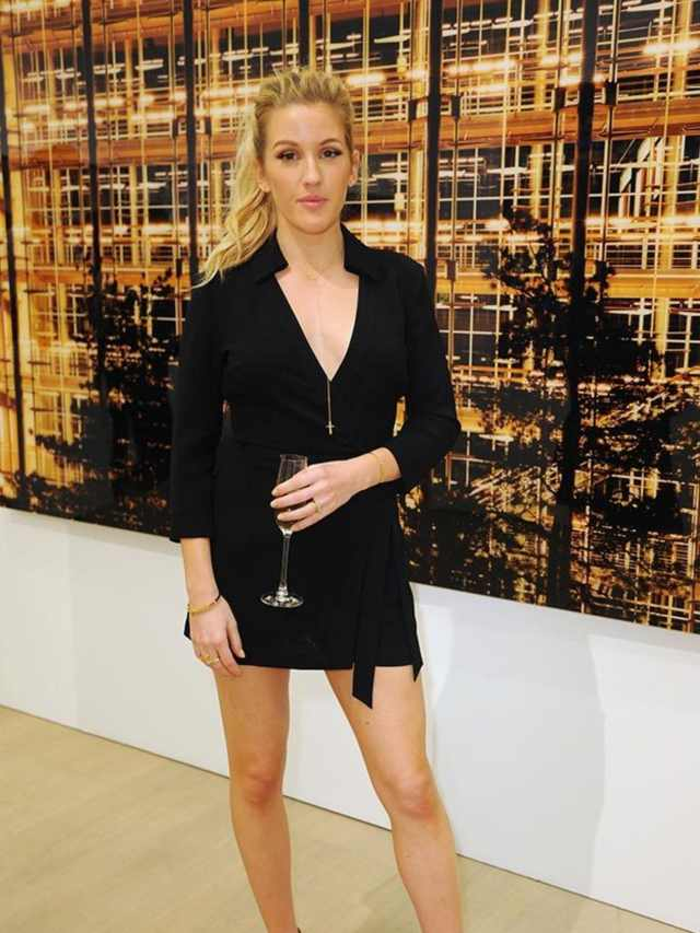 ellie-goulding-legs awesome pic