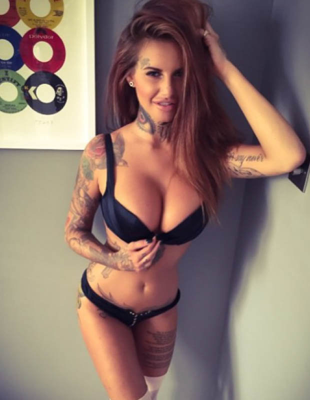 jemma lucy cleavages awesome