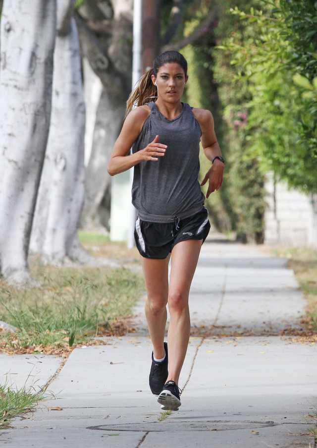 jennifer carpenter running