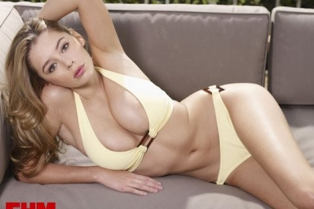 keeley hazell swimsuit pics