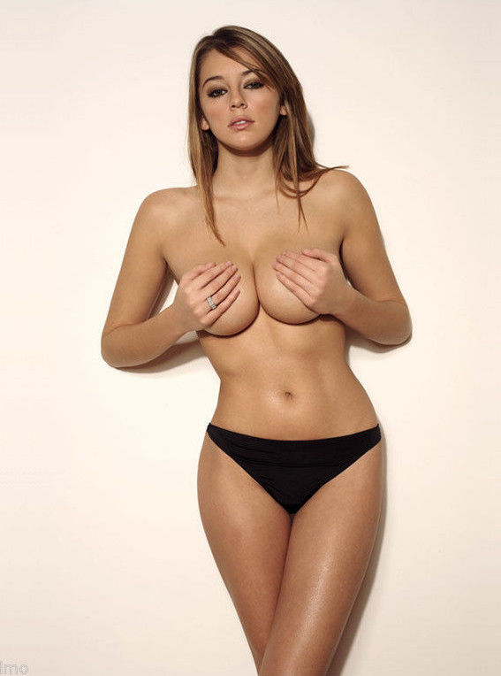 keeley hazell topless