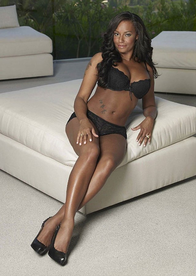 mel b beautiful pictures