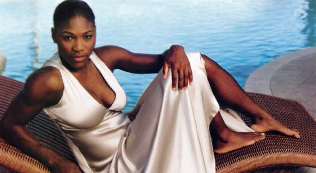 serena williams awesome toes pics