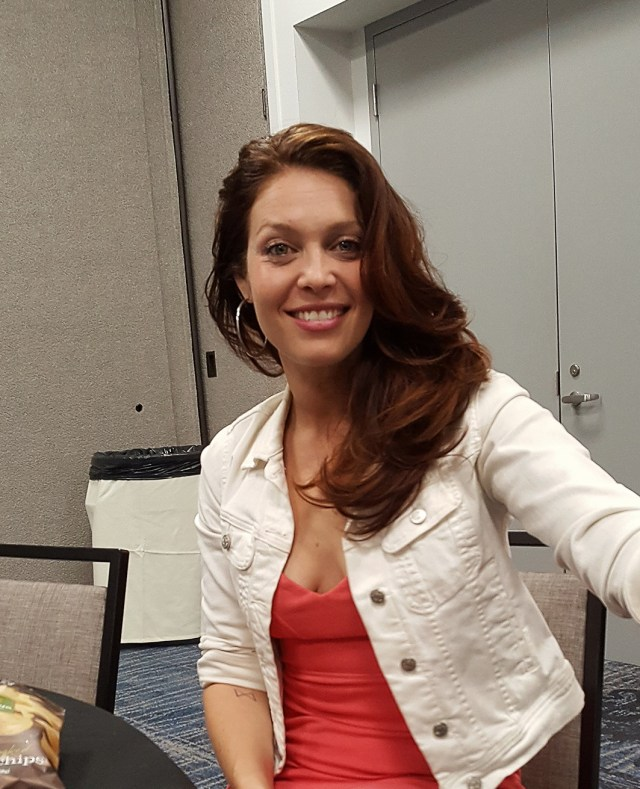 Alaina Huffman Happy