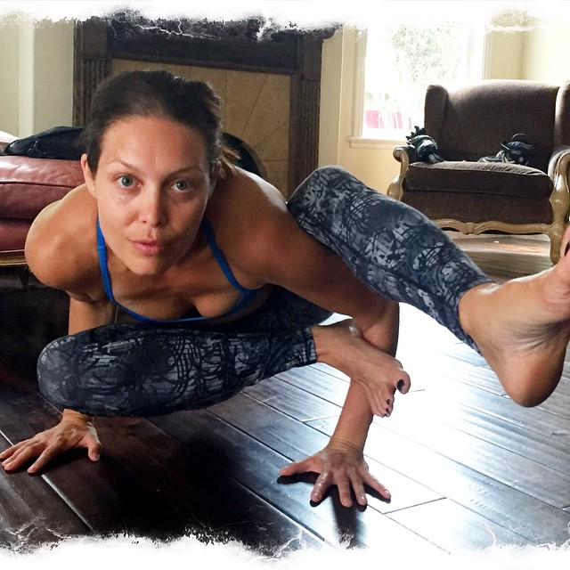 Alaina Huffman on Exercise