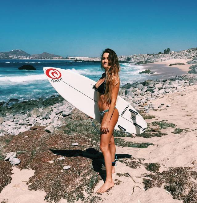 Alana Blanchard sexy pictures pic