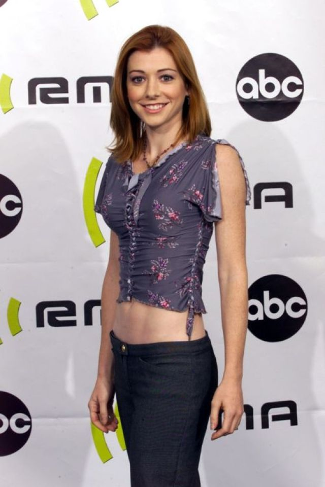 Alyson Hannigan awesome pictures