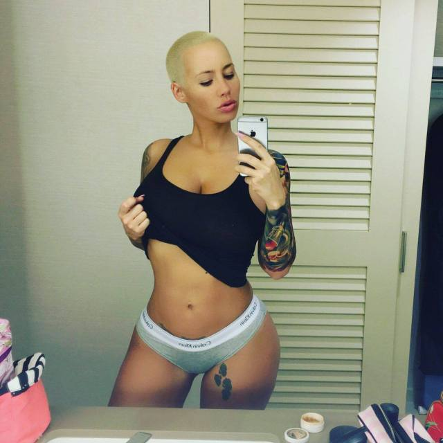 Amber Rose hot pictures