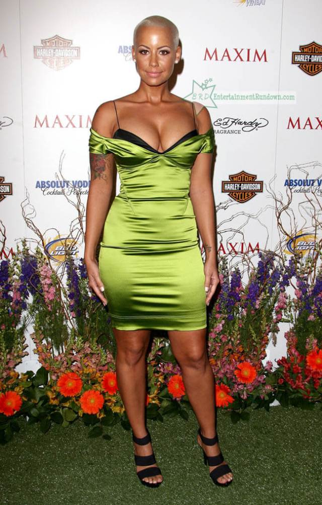 Amber Rose sexy picture (2)