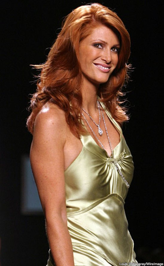 Angie Everhart hot women picture