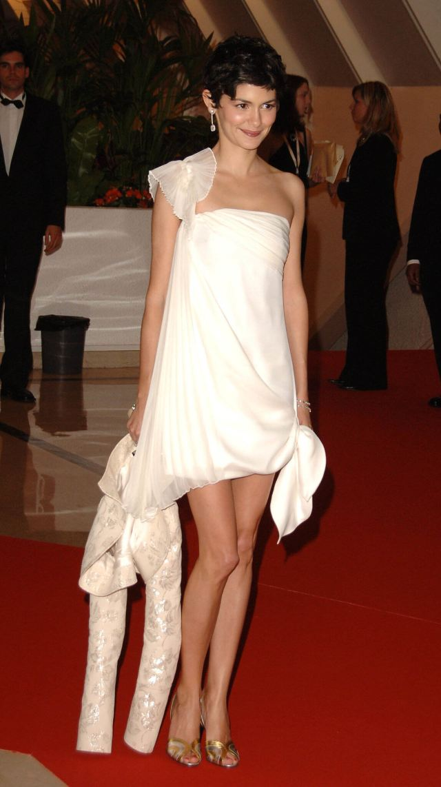 Audrey Tautou hot feets