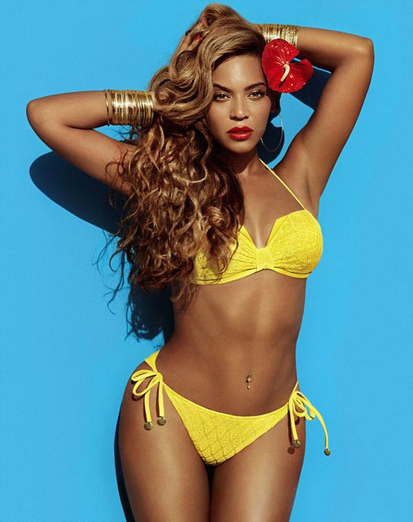 Beyonce hot women picture
