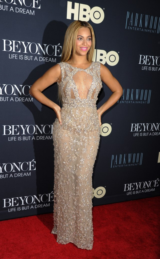 """Beyonce: Life Is But A Dream"" New York Premiere - Arrivals"