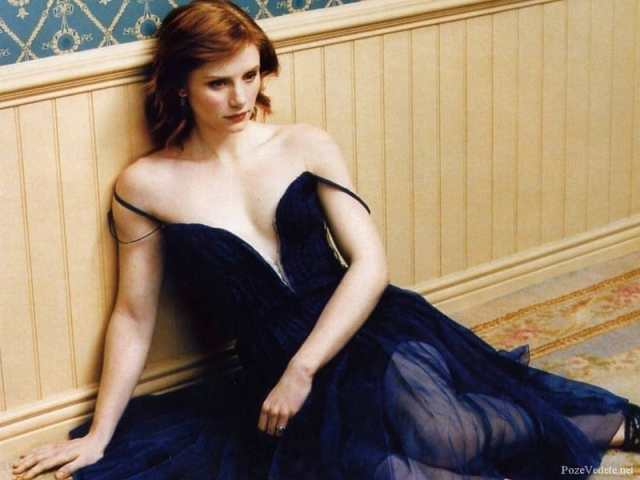 Bryce Dallas Howard hot cleavage pic