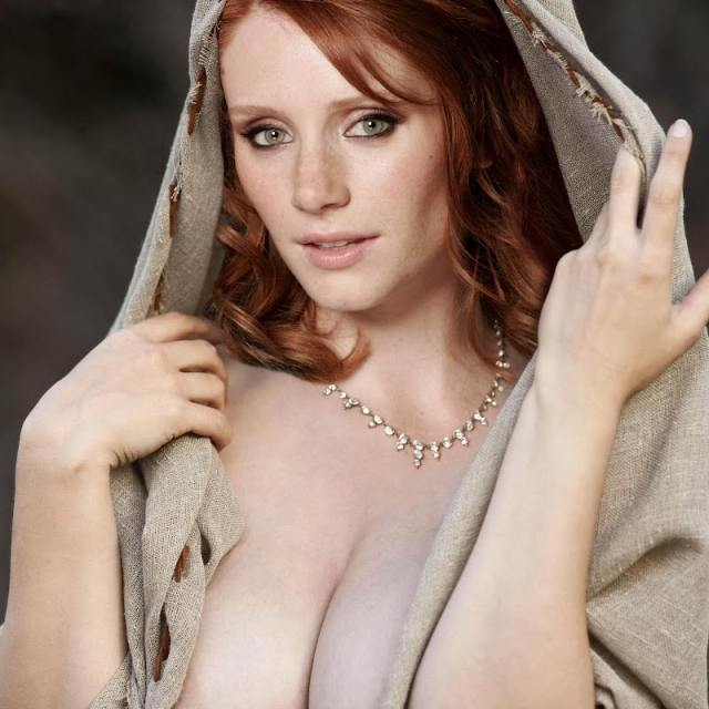 Bryce Dallas Howard sexy lady picture