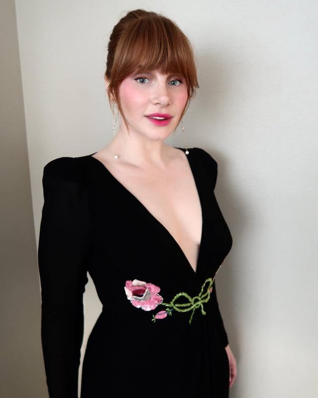 Bryce Dallas Howard too awesome