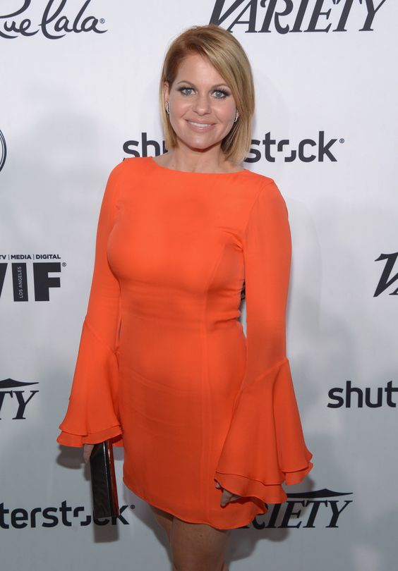 Candace Cameron-Bure on Variety Shows