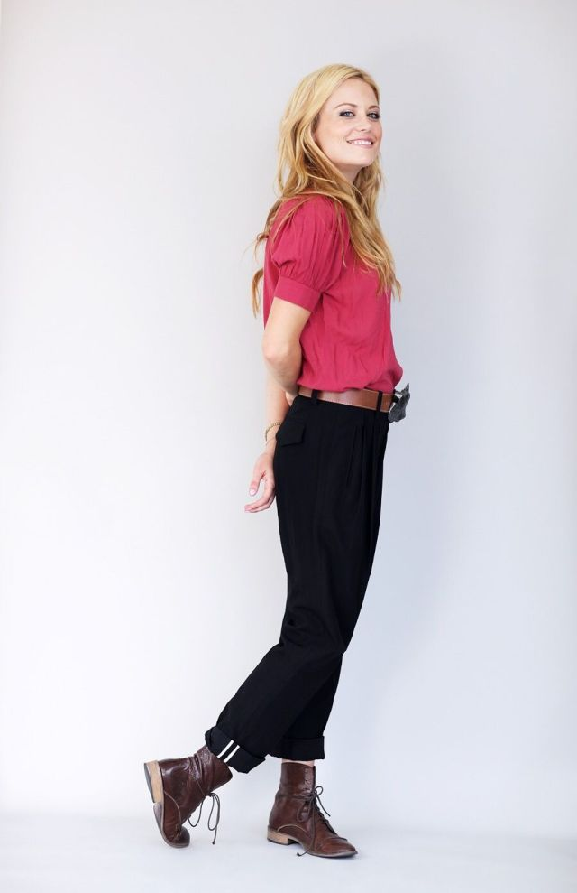 Claire Coffee awesome photo