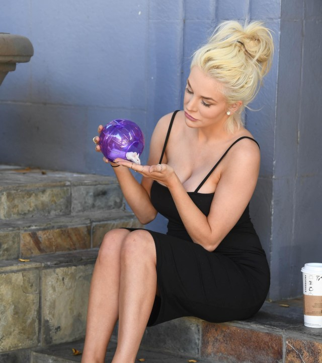 Courtney Stodden too sexy pic