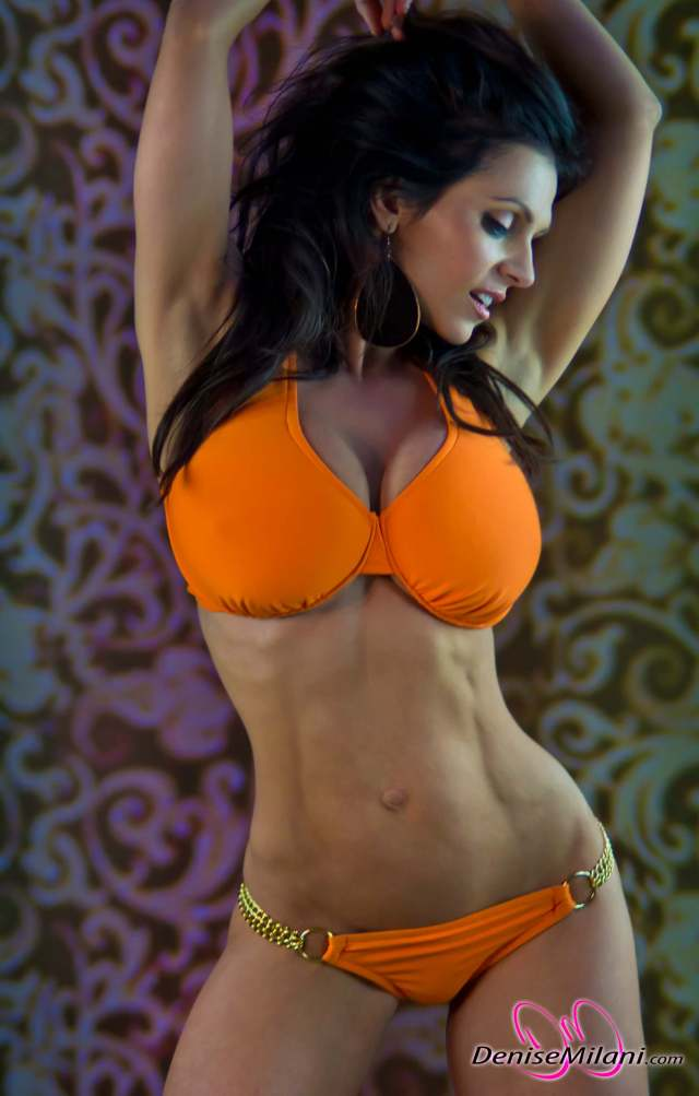 Denise Milani sexy picture