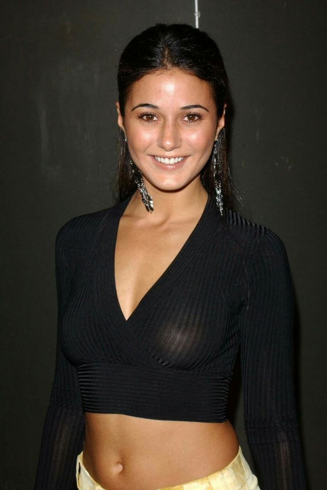 Emmanuelle Chriqui cleavages sexy