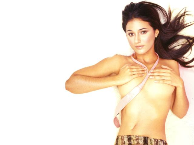 Emmanuelle Chriqui topless hot