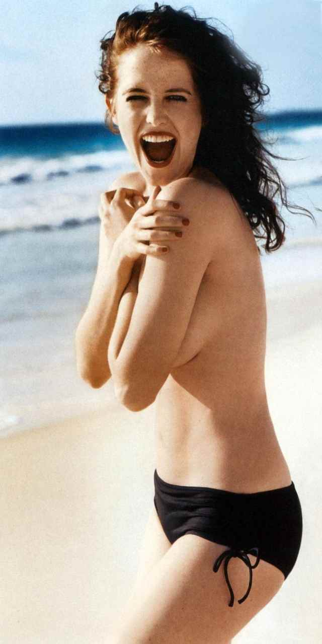 Eva Green sexy topless pic