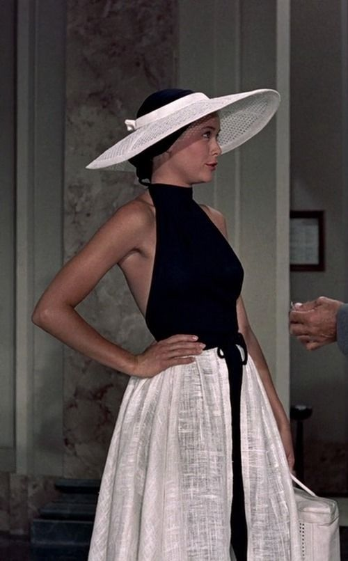 Grace Kelly sexy lady picture
