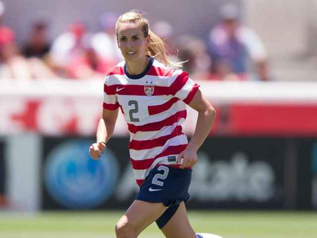 Heather Mitts hot thighs