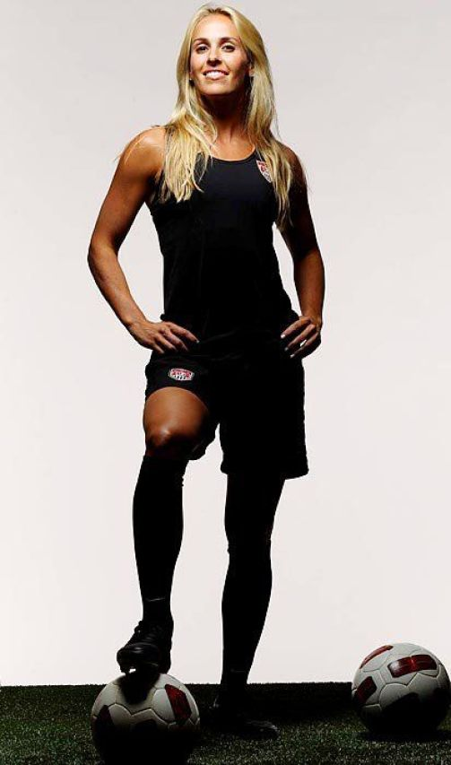 Heather Mitts sexy feet boot