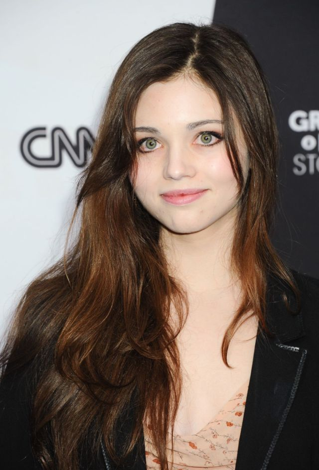 India Eisley sexy lady picture
