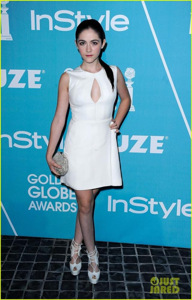 Isabelle Fuhrman awesome thughs