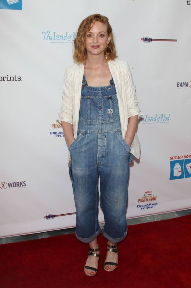 Jayma Mays sexy picture