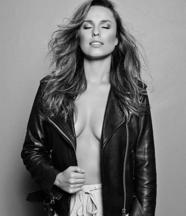 Jessica Mcnamee hot and sexy