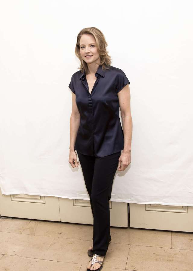 Jodie Foster sexy pic