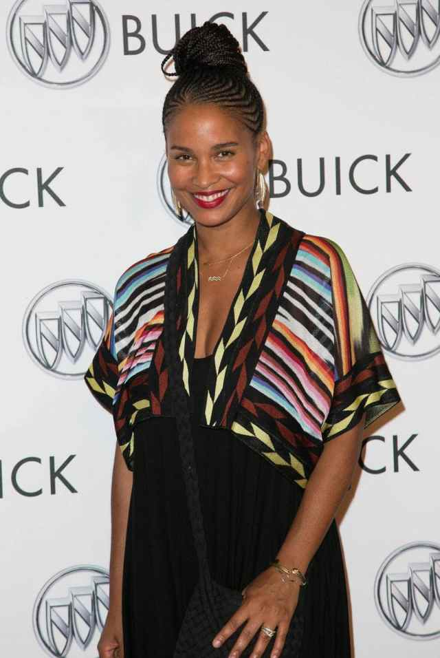 Joy Bryant on Buick Show
