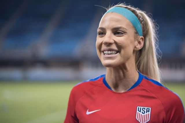 Julie Ertz too sexy picture