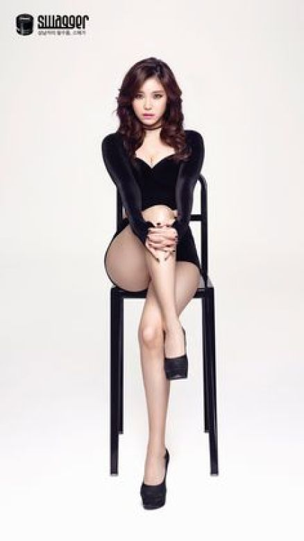 Jun Hyo-seong hot thighs