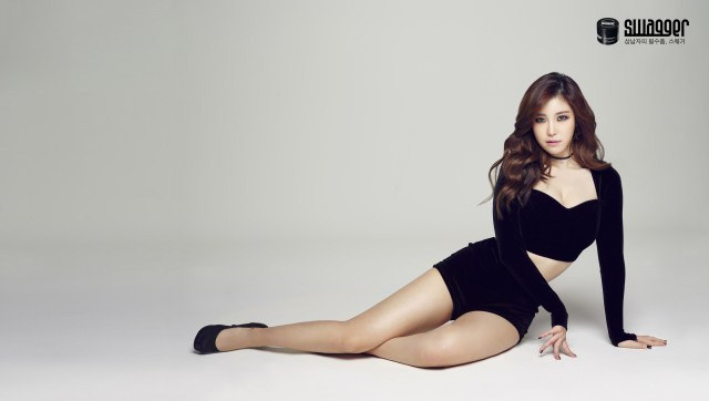 Jun Hyo-seong sexy lady picture
