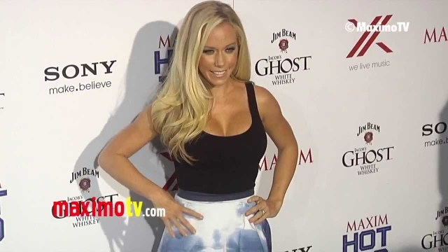 Kendra Wilkinson cleavages awesome